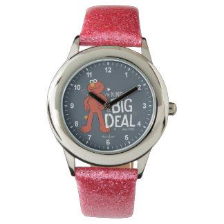 Reloj Elmo el | soy un poco una gran cosa