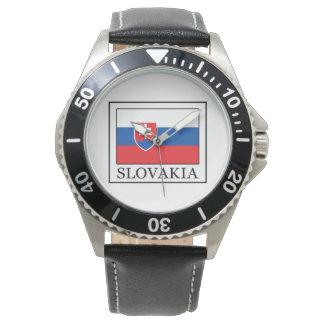 Reloj Eslovaquia