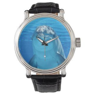 Reloj Foto amistosa del delfín
