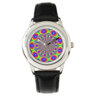 Reloj Fractal de los movimientos