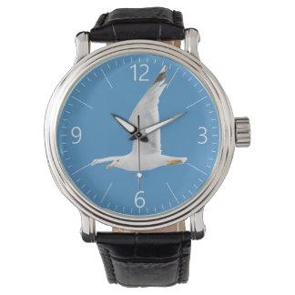 Reloj Gaviota del vuelo