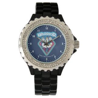 Reloj Gráfico del guerrero de la Mujer Maravilla