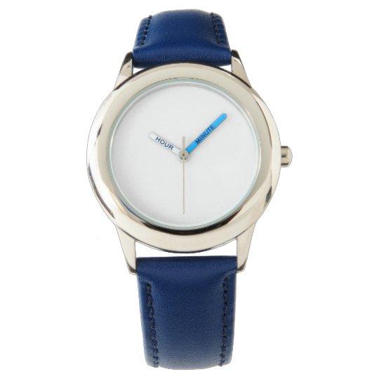Custom Acero inoxidable azul