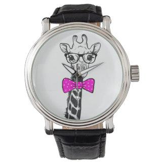 Reloj Jirafa del inconformista