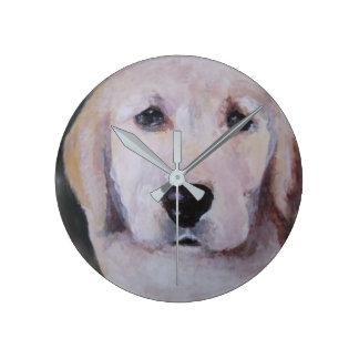 Reloj Labrador del perrito