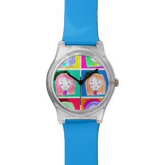 Reloj Lu POP-ART