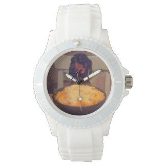 Reloj Mac y Óscar