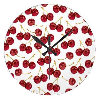 Reloj maduro de Wal de la cereza