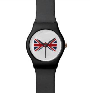 Reloj May28th - Pajarita de Union Jack