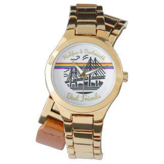 Reloj Mejores amigos de Nueva Escocia Halifax Dartmouth
