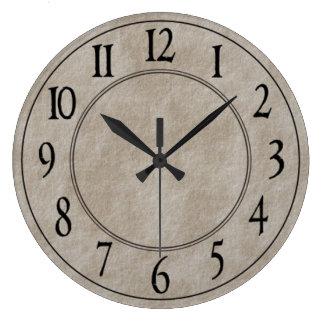 Reloj mezclado