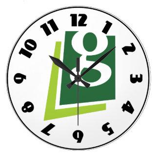 Reloj minúsculo de G