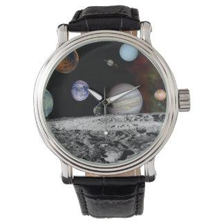 Reloj Nueva Sistema Solar