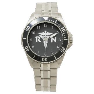 Reloj Oficio de enfermera del RN LPN de las enfermeras