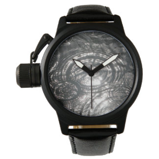 Reloj Ondulaciones en el agua (reloj)