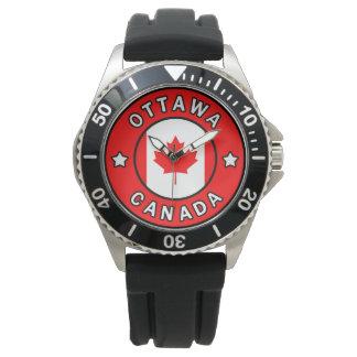 Reloj Ottawa Canadá