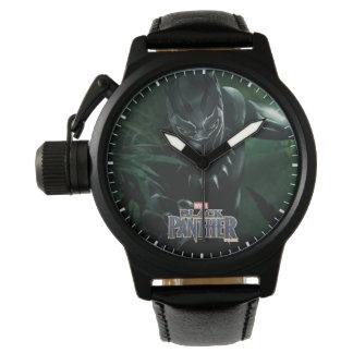 Reloj Pantera negra el | en la selva