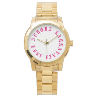Reloj para mujer de Karnavali 1994 de la aurora