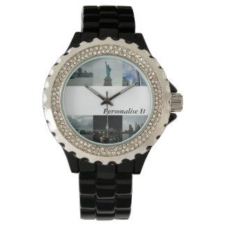 Reloj para mujer personalizado de Nueva York