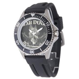 Reloj Perros de la guerra
