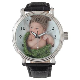 Relojes de pulsera con fotos en Zazzle