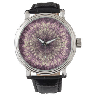 Reloj Purple Blue Mandala