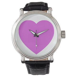 Reloj Purple Heart