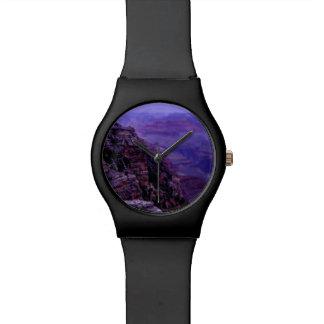 Reloj púrpura del Gran Cañón