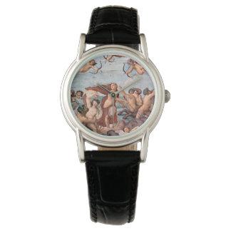 Reloj Raphael - Triumph de Galatea 1512