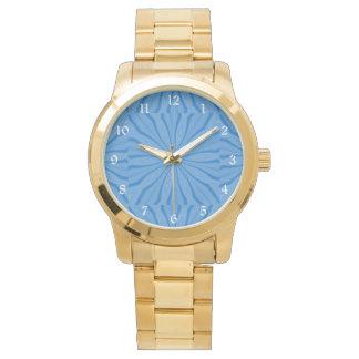 Reloj Rayas azules de Jánuca