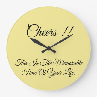 Reloj redondo…