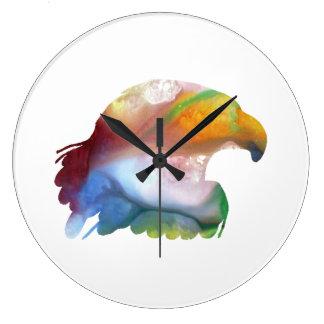 Reloj Redondo Grande Arte de Eagle