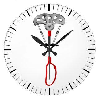 Reloj Redondo Grande Escalada tradicional