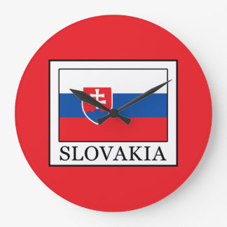 Reloj Redondo Grande Eslovaquia