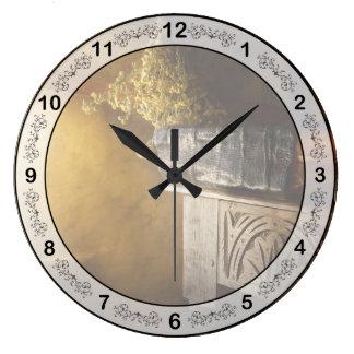 Reloj Redondo Grande Farmacia - el apothecarian