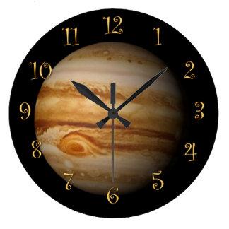 Reloj Redondo Grande Júpiter