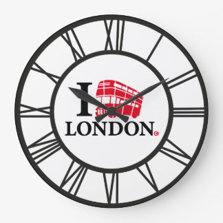 Reloj Redondo Grande London Clock Edition