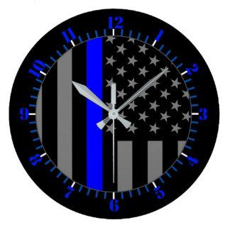 Reloj Redondo Grande Los E.E.U.U. señalan el monumento simbólico fino