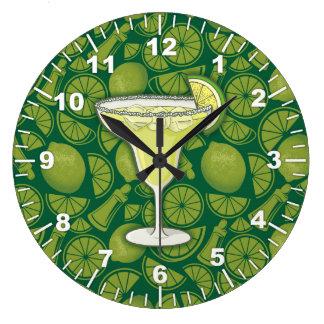 Reloj Redondo Grande Margarita