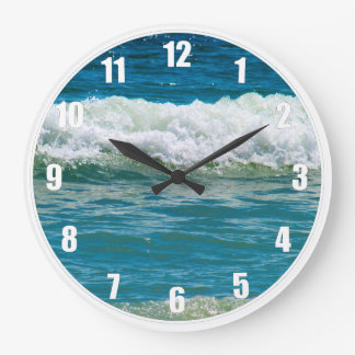 Reloj Redondo Grande Pierdase en las ondas