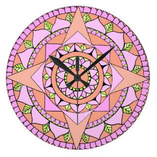 Reloj Redondo Grande Sakuraa.