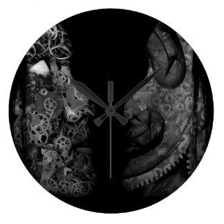 Reloj Redondo Grande Separado