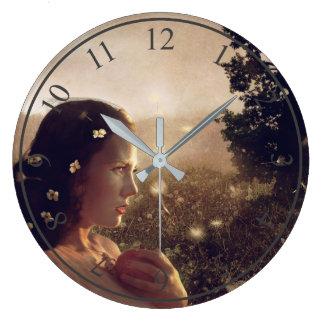 Reloj Redondo Grande soñador