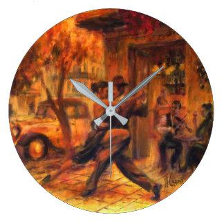 Reloj Redondo Grande Tango in Buenos Aires