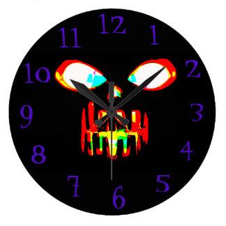Reloj Redondo Grande Tripy Jack V2