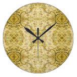 Reloj Redondo Grande Victorian del vintage
