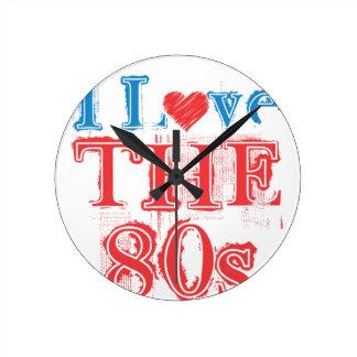 Reloj Redondo Mediano Amo