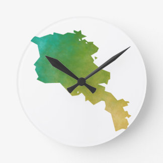Reloj Redondo Mediano Armenia
