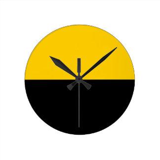 Reloj Redondo Mediano Bandera de IJsselstein