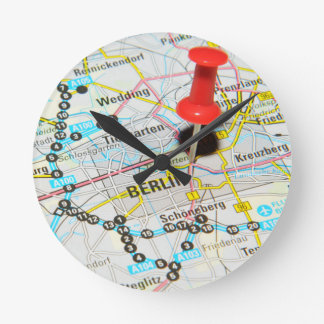 Reloj Redondo Mediano Berlín, Alemania